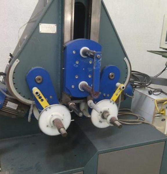 Curvadora de perfiles PVC
