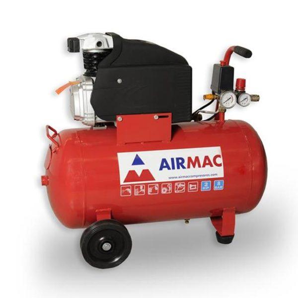Compresores Monoblock lubricados de Airmac en Disomaq