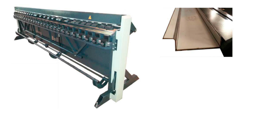 Plegadora PLA-3000 y 4000 de Strong Bull en Disomaq
