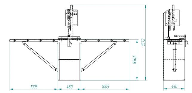 Atornillador manual ATC-M de Strong Bull en Disomaq.