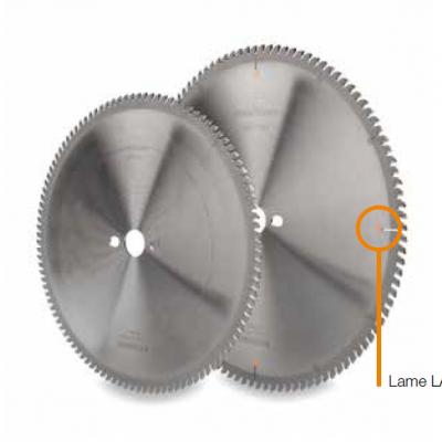 Disco de corte con reduccion de ruido por cobre LA de Defo en Disomaq