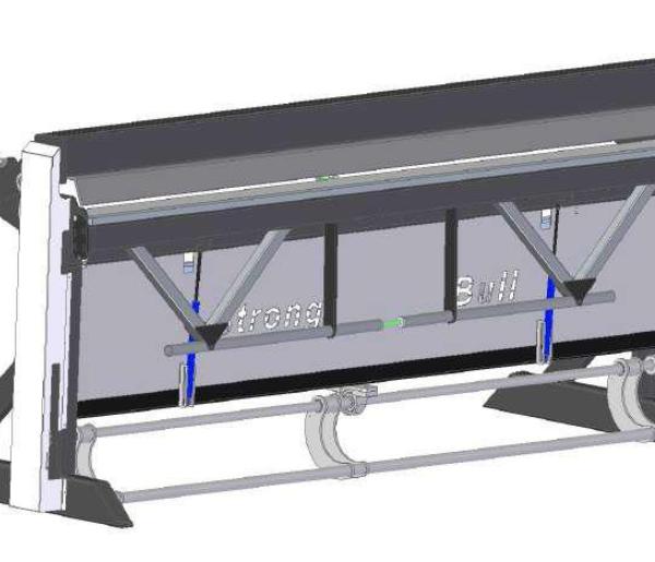 Plegadora manual PLC 3000 en Disomaq.