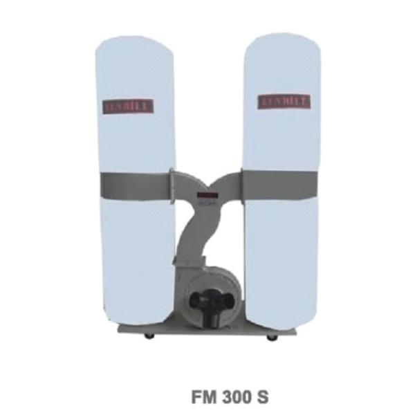 Aspirador de virutas FM300 3HP- 2 Sacos de Kenbill en Disomaq