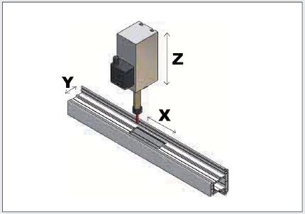Pantografo mono cabezal F 100 S de Graf Synergy en Disomaq