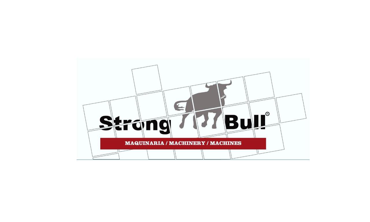 Strong Bull distribuido por Disomaq