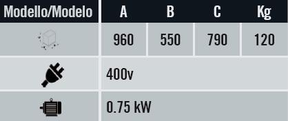 Sierra de cinta SN 1900