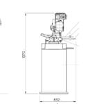 Tronzadora manual portatil FC 250