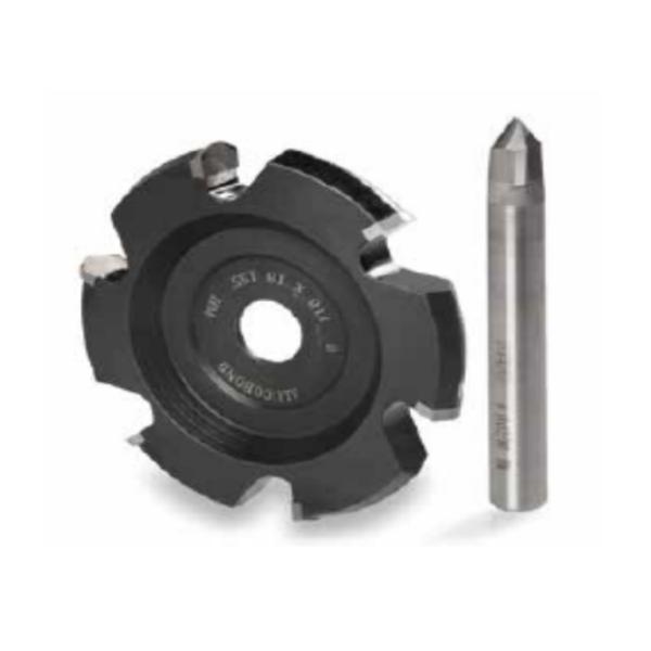 Fresa metal duro circular de Defo en Disomaq