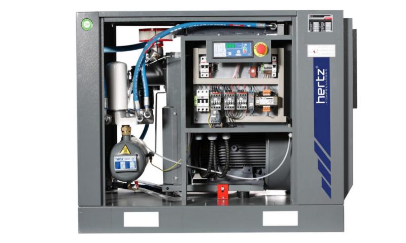 Compresor de Tornillo rotativo HGS-11
