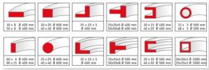 Curvadora de perfiles BENDA de ABCD Machinery