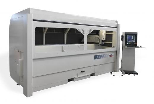 Cnc rumba 3500 de ABCD Machinery