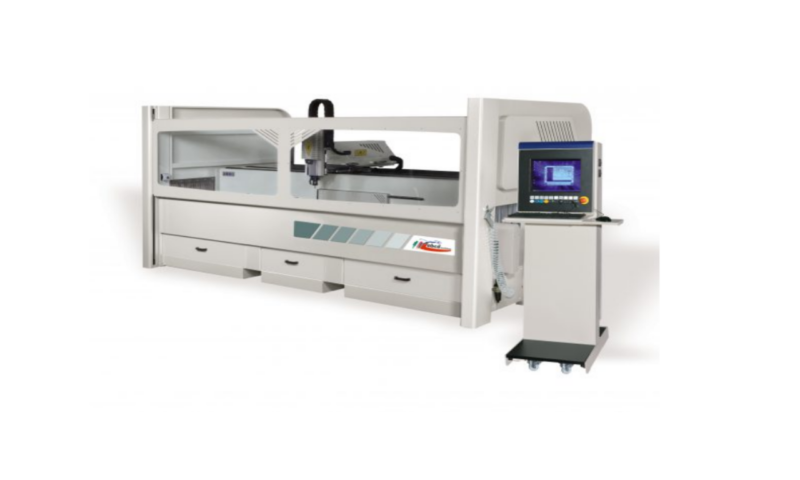Cnc rumba 3500 de ABCD Machinery en Disomaq somos especialistas en la venta de maquinaria para aluminio y PVC