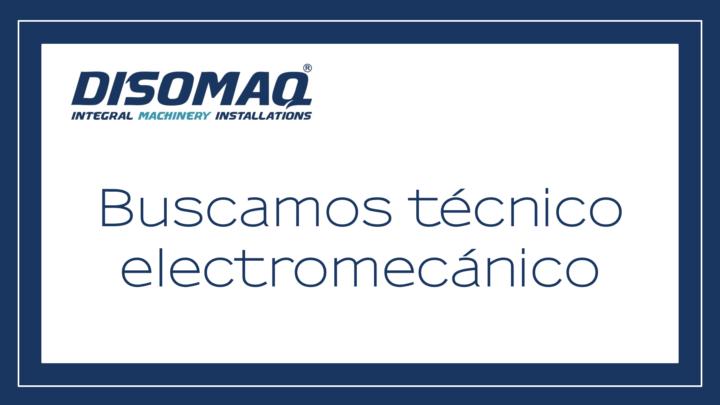 DISOMAQ busca ampliar su plantilla de servicio técnico
