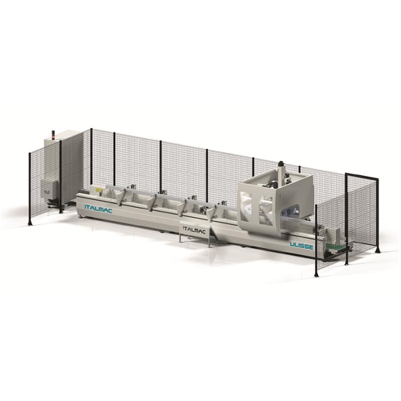 Comprar centro de mecanizado ULISSE, Venta Maquinaria Industrial, PVC, Venta Maquinaria Ocasión, Aluminio, Maquinaria Industrial, Composite, Comprar Maquinaria Industrial, Comprar Maquinaria PVC, Comprar Maquinaria Aluminio