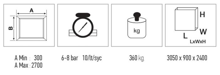 Comprar mesa de acristalar, maquinaria auxiliar, Comprar Maquinaria Industrial, PVC, Venta Maquinaria Ocasión, Aluminio, Maquinaria Industrial, Composite, Comprar Maquinaria PVC, Comprar Maquinaria Aluminio, Venta Maquinaria Industrial, Venta Maquinaria PVC, Venta Maquinaria Aluminio, Metacrilato, Comprar maquinaria metacrilato, Venta maquinaria Metacrilato