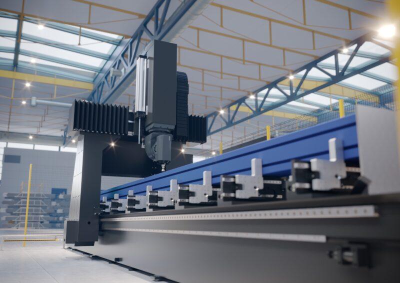 Centro de mecanizado PVC y aluminio, Venta Maquinaria Industrial, PVC, Venta Maquinaria Ocasión, Aluminio, Maquinaria Industrial, Composite, Comprar Maquinaria Industrial, Comprar Maquinaria PVC, Comprar Maquinaria Aluminio